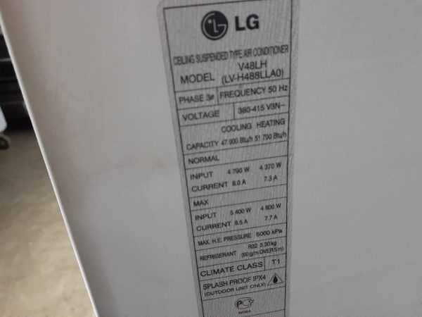 Купить Кондиционер LG V48LH