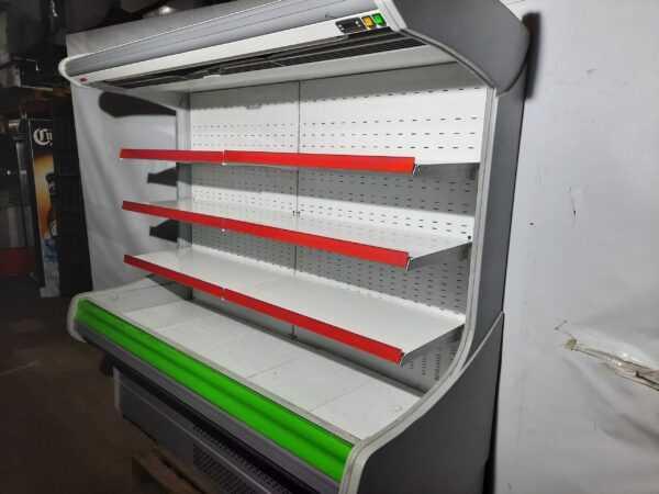 Купить Горка Ариада ВС-15-200 холодильная зеленая