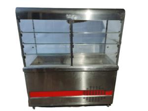 Купить Витрина Abat ПВВ(Н)-70КМ-С-02-НШ холодильная