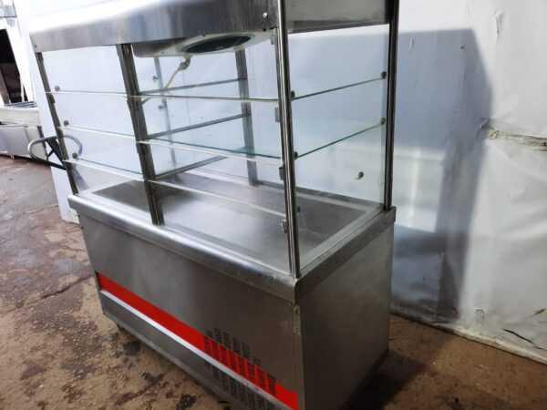 Купить Прилавок витрина Abat ПВВ(Н)-70К-С-02 холодильная