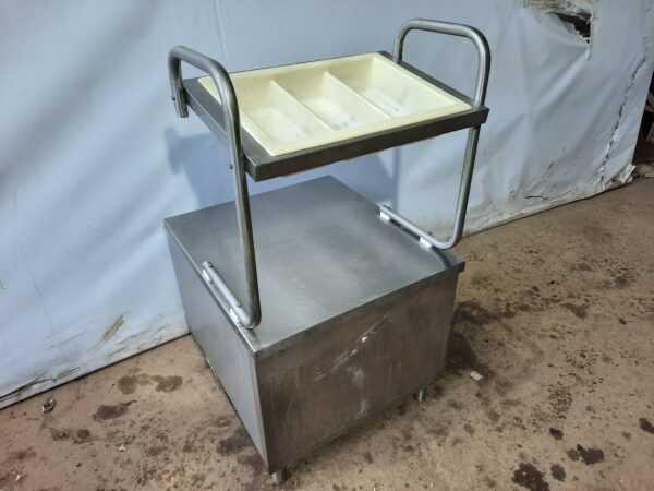 Купить Прилавок Abat для столовых приборов