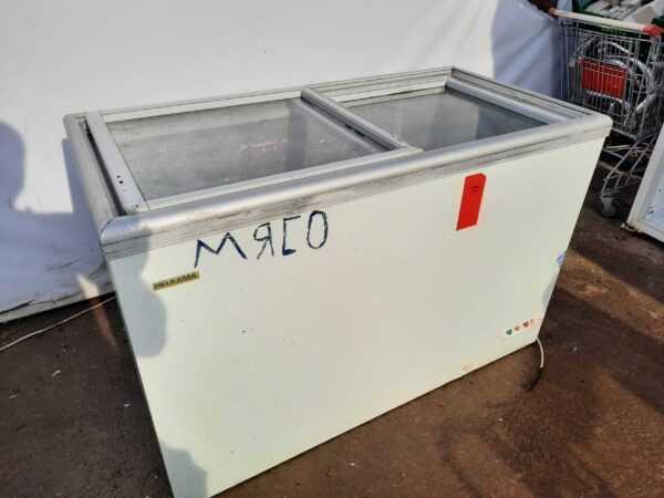 Купить Ларь Helkama морозильный 450 л