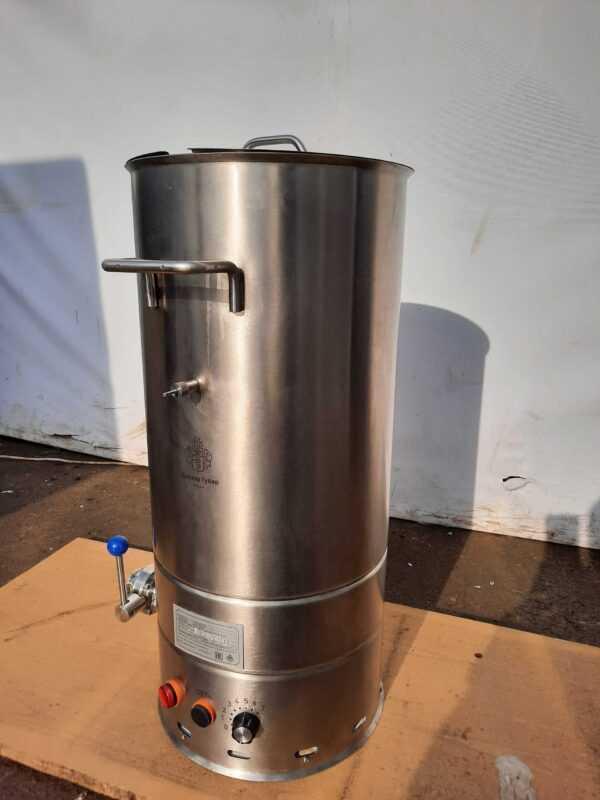 Купить Заторно-сусловарочный котел Доктор Губер 45 литров