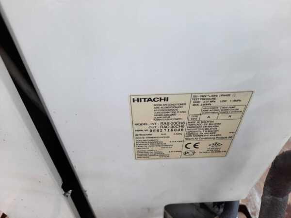 Купить Кондиционер Hitachi RAC-30CH6(RAS-30CH6)