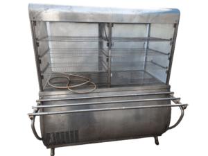 Купить Прилавок-витрина Abat ПВВ(Н)-70М-С-ОК холодильная