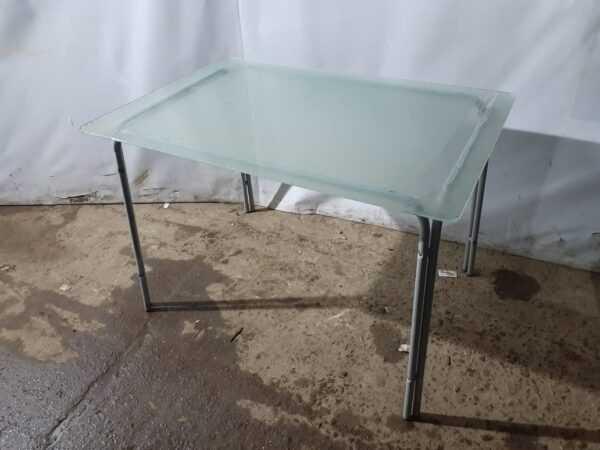 Купить Стол 110/75/72 крышка стекло