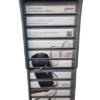 Купить Шкаф для сигарет 47/81/209 120 видов серый подсветка