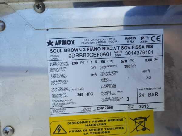 Купить Плита Afinox встраиваемая индукционная