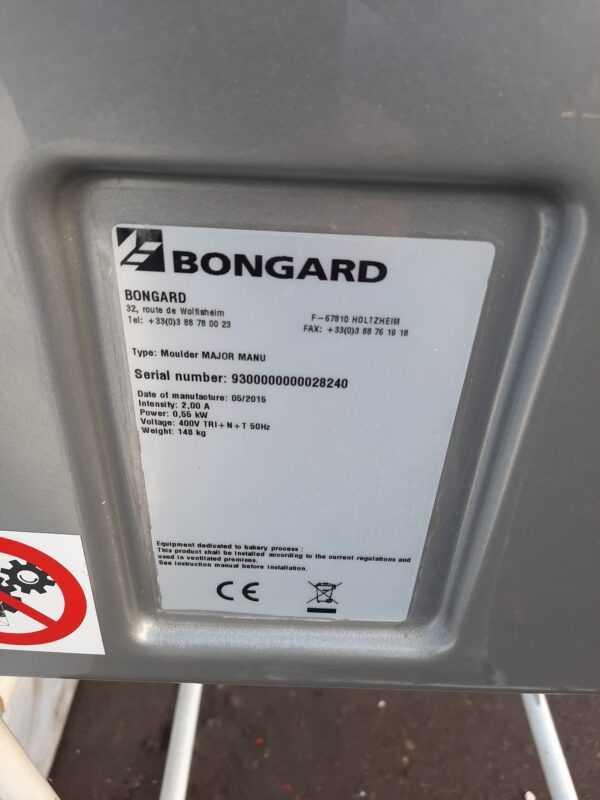 Купить Тестоформировочная машина Bongard Major MANU