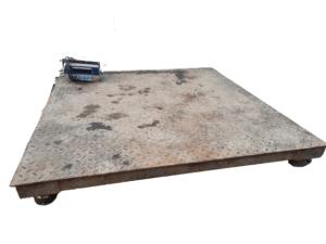 Купить Весы Скейл СКП 1 нпв 1т с весовым индикатором CI-2001A