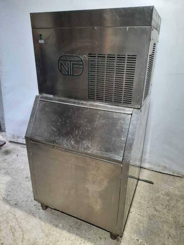 Купить Льдогенератор NTF SM 500 A с бункером