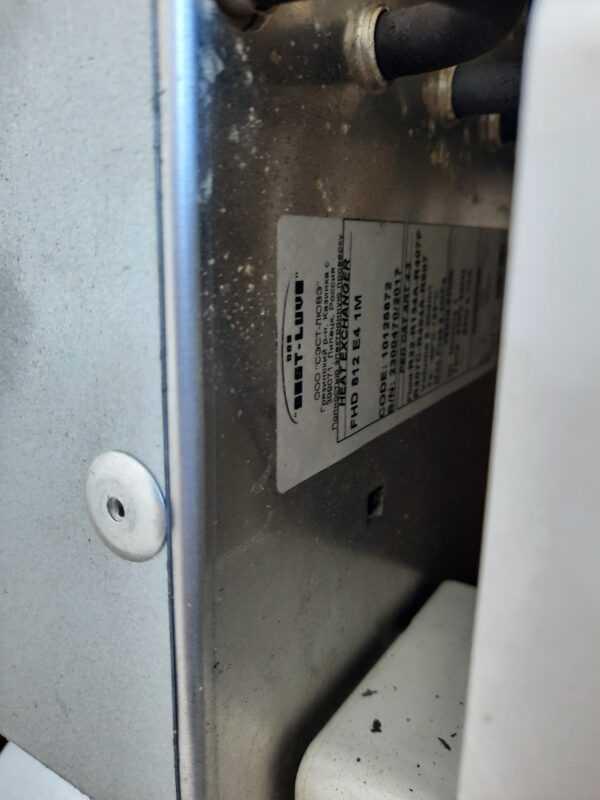 Купить Воздухоохладитель LU-VE FHD 812E4