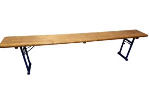 Купить Лавка 220/30/49 дерево массив ноги сталь