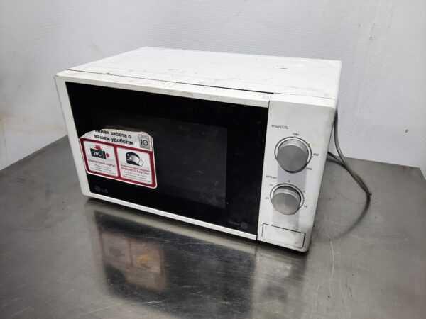 Купить Микроволновая печь LG N