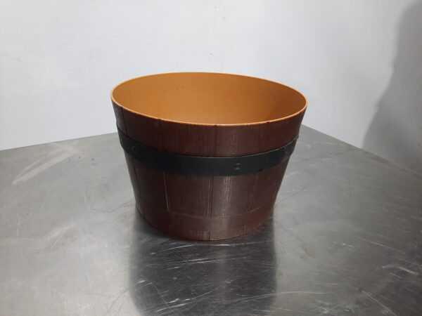 Купить Имитация бочки под соленья ( внутри пластиковая тара )