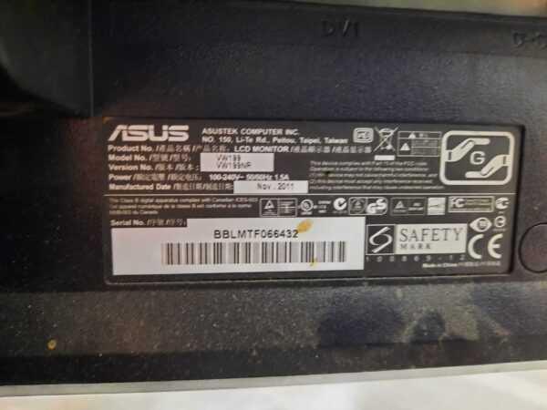 Купить Монитор Asus VW199