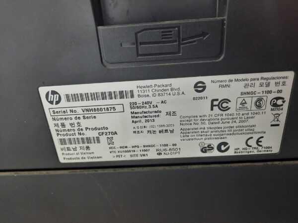 Купить Принтер HP LJ Pro 400 M 401A