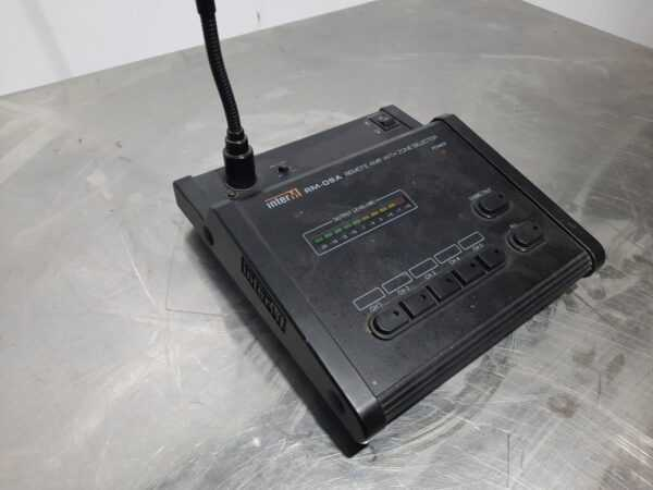 Купить Микрофонная консоль INTER-M RM-05A