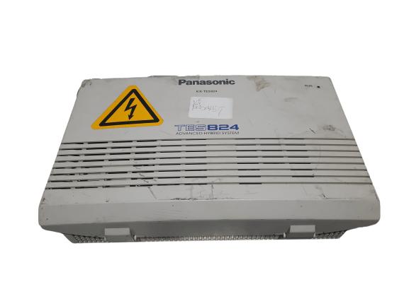 Купить Аналоговая АТС Panasonic KX-TES824