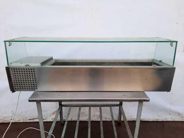 Купить Витрина Hicold VRTG 2 настольная холодильная