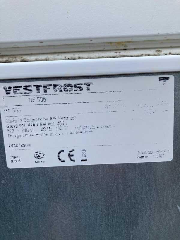Купить Ларь Vestfrost HF 506 морозильный