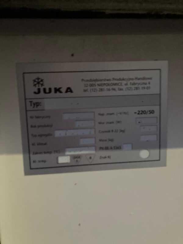 Купить Витрина Juka 1.8 холодильная