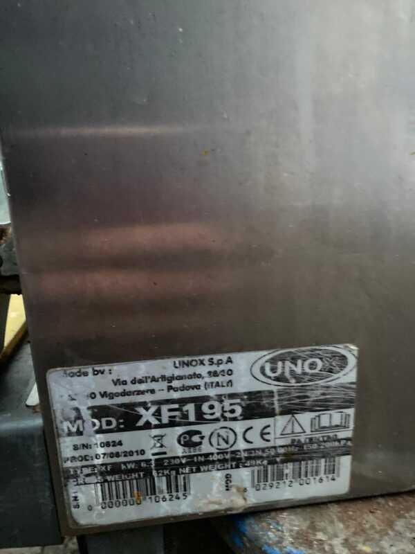 Купить Печь Unox XF 195 конвекционная