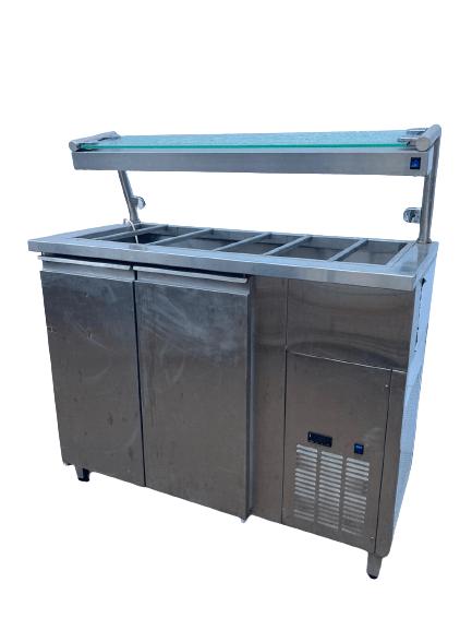 Купить Прилавок 1500/700 Polair холодильный