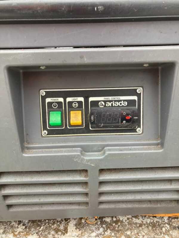 Купить Шкаф Carboma R 1400 MC холодильный