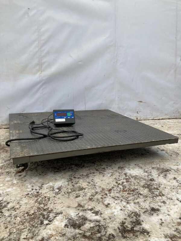 Купить Весы СКЕЙЛ 2СКП-1515 платформенные весовой индикатор Scale СКИ-12
