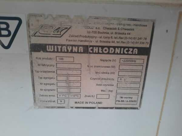Купить Витрина Cold C16G кондитерская