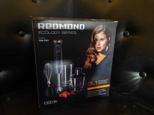 Купить Блендер Redmond RHB-2981 погружной