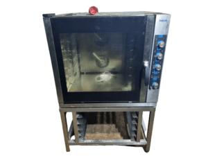 Купить Пароконвектомат Piron PF9106D на подставке
