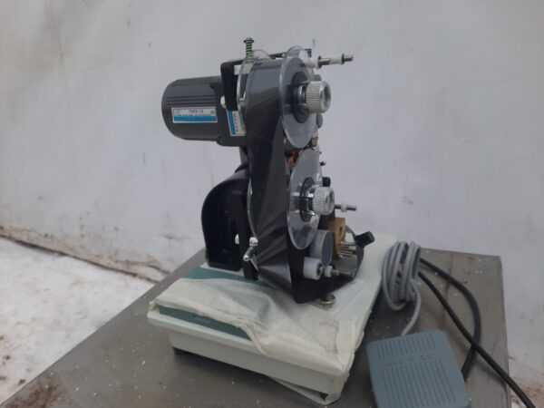 Купить Датер Hualian HP-280 полуавтоматический
