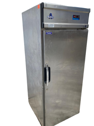 Купить Шкаф Coldtech 700 литров морозильный нержавейка