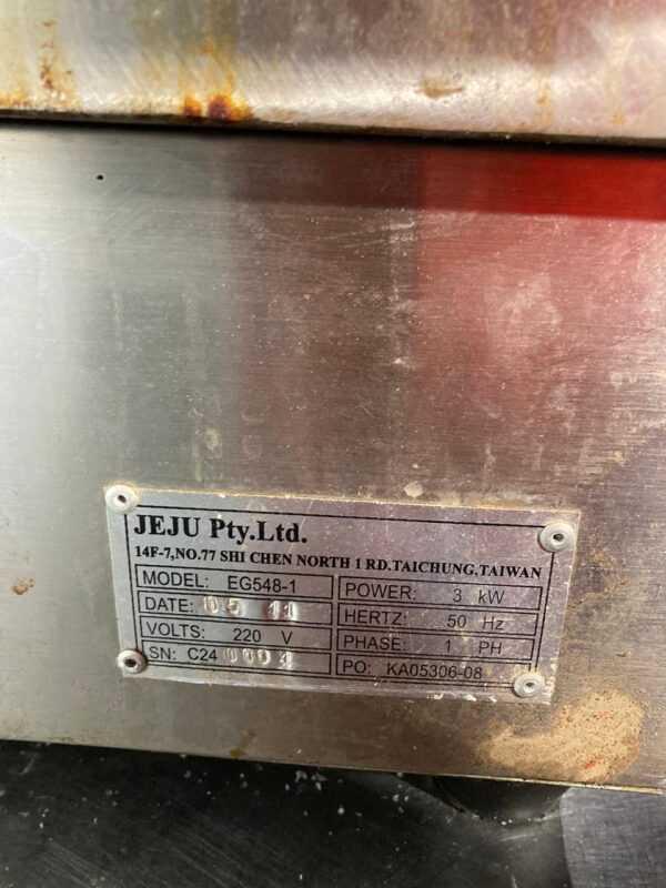 Купить Поверхность жарочная JEJU EG-548-1