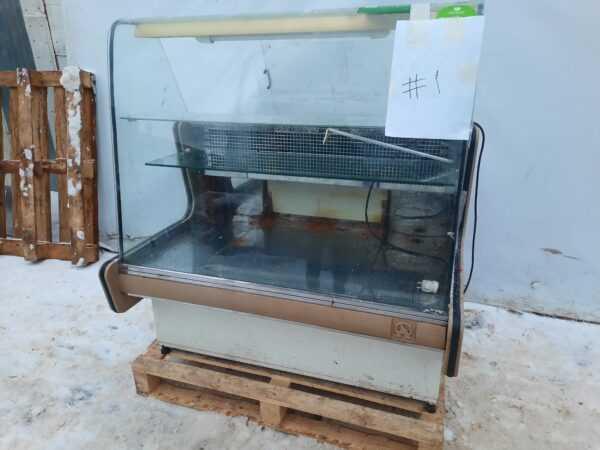 Купить Витрина Bochnia кондитерская 1.2 метра