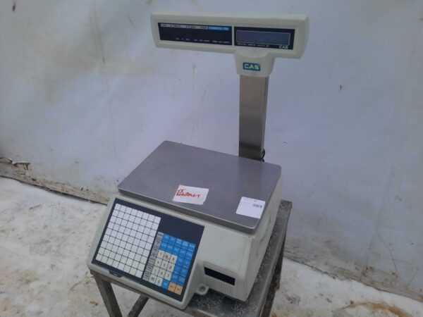 Купить Весы CAS CL5000-15p с печатью этикеток