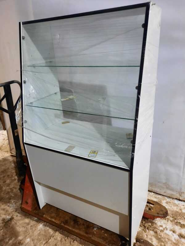 Купить Прилавок 150/85 торговый кондитерский
