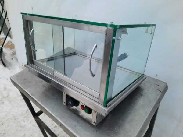 Купить Тепловая витрина ВТП 05.23.7 на базе тепловой поверхности