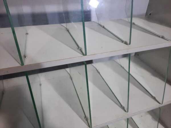 Купить Прилавок 90/120/50 дсп стекло торговый кондитерский