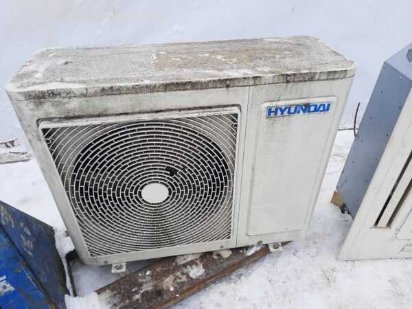 Купить Кондиционер Hyundai HCH -242NBE/HUH242NBE кассетный