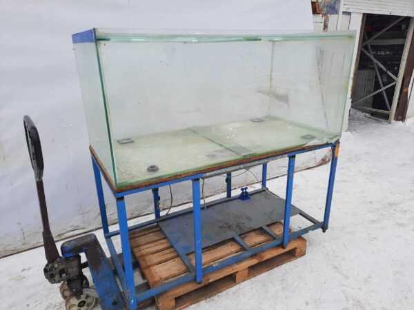 Купить Аквариум 160/80/71  для рыбы станина 70