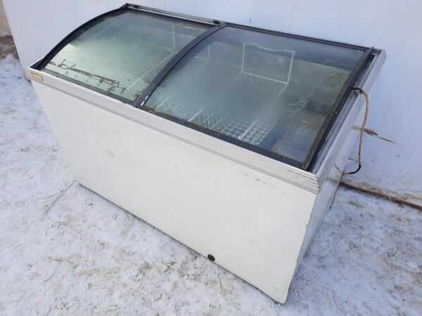Купить Ларь Caravell 406-995 морозильный