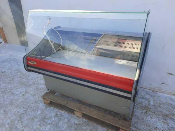 Купить Витрина Ариада 1300 морозильная