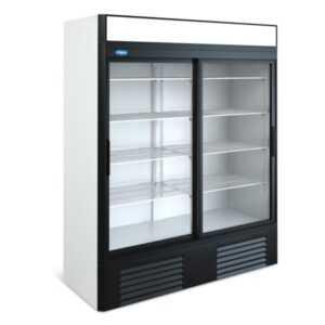 Шкафы холодильные витринные 2 двери