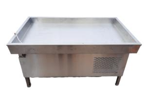 Купить Прилавок МХМ пхс-1.55/0.85 холодильный рыба на льду