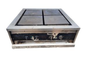Купить Плита Hackman Metos Futura RP4 настольная электрическая