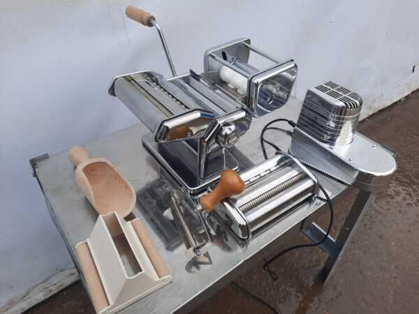 Купить Набор для приг лапши Imperia Pasta 501 с электроприводом