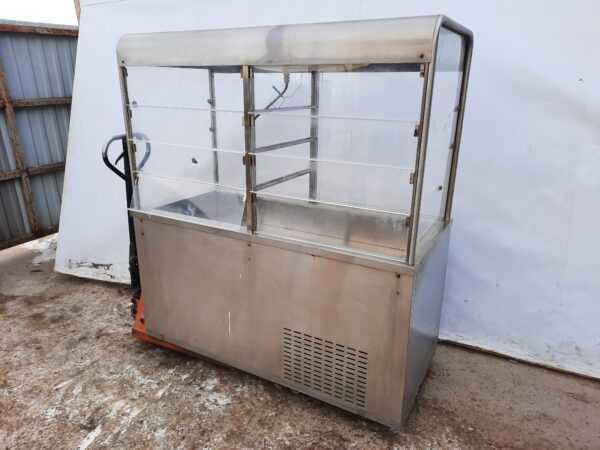 Купить Прилавок-витрина Abat ПВВ(Н)-70М